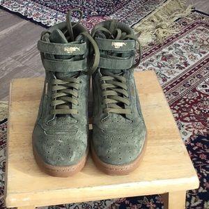 Puma sneakers wedge like